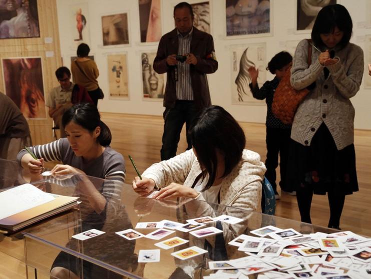 ムサビ美術館の教育プログラムのデザイン