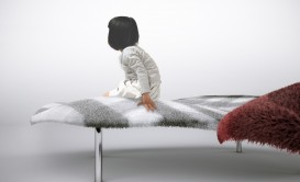 Magic Carpet / Sofa / Concept CG